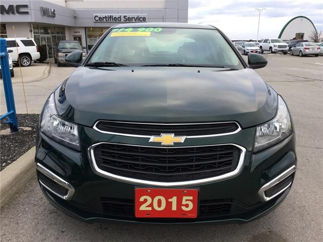 2015 Chevrolet Cruze 1LT (Stk: 150001) in Grimsby - Image 2 of 14