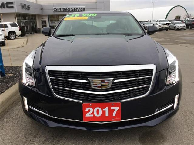 2017 Cadillac ATS 3.6L Premium Luxury (Stk: 174541) in Grimsby - Image 2 of 15