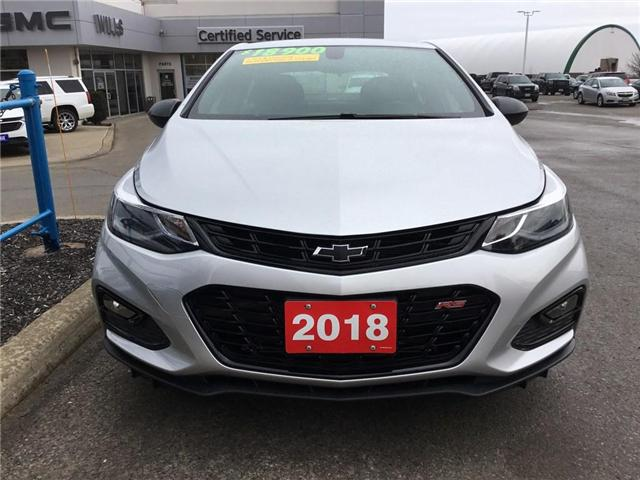2018 Chevrolet Cruze LT Auto (Stk: 186793) in Grimsby - Image 2 of 14