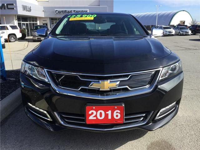 2016 Chevrolet Impala 2LZ (Stk: J521A) in Grimsby - Image 2 of 15