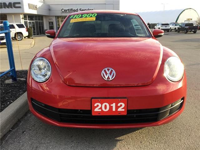 2012 Volkswagen Beetle  (Stk: 123155) in Grimsby - Image 2 of 14