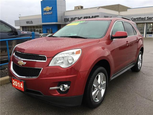 2014 Chevrolet Equinox 2LT (Stk: K248A) in Grimsby - Image 1 of 15