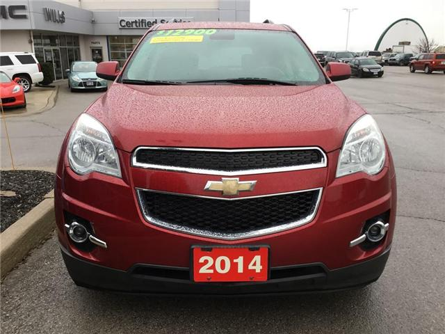 2014 Chevrolet Equinox 2LT (Stk: K248A) in Grimsby - Image 2 of 15
