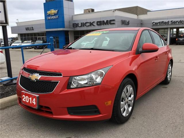 2014 Chevrolet Cruze 1LT (Stk: K330A) in Grimsby - Image 1 of 15