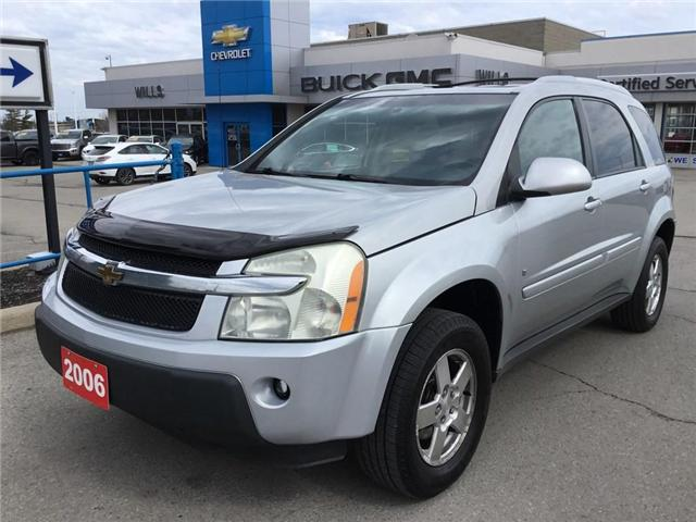 2006 Chevrolet Equinox LT (Stk: K158AZ) in Grimsby - Image 1 of 15