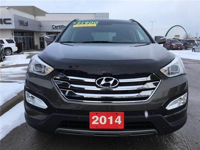 2014 Hyundai Santa Fe Sport 2.0T (Stk: K219A) in Grimsby - Image 2 of 15