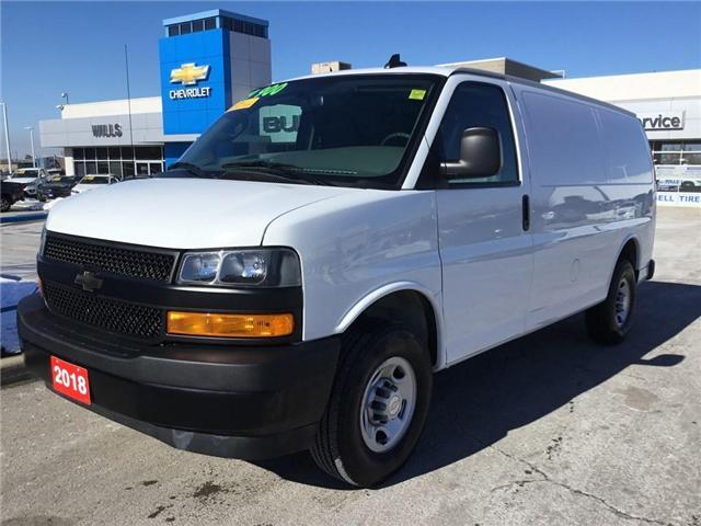 2018 Chevrolet Express 2500 Work Van (Stk: 185854R) in Grimsby - Image 1 of 14