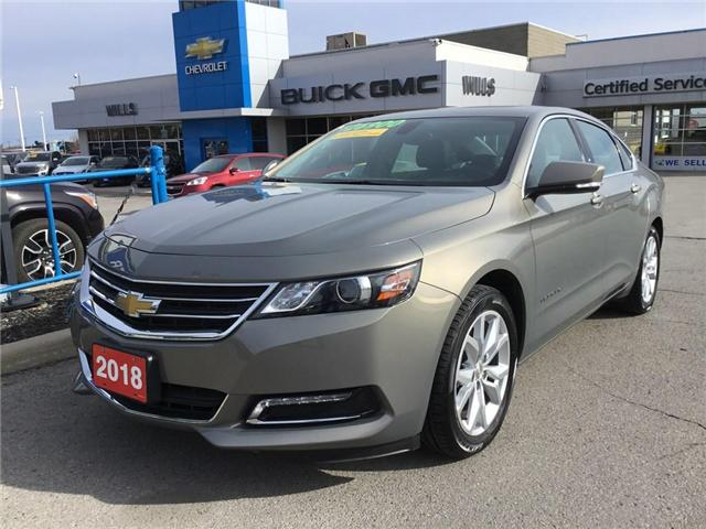 2018 Chevrolet Impala 1LT (Stk: 185351) in Grimsby - Image 1 of 14
