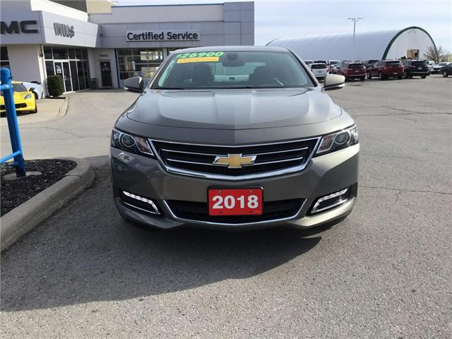 2018 Chevrolet Impala 1LT (Stk: 185351) in Grimsby - Image 2 of 14