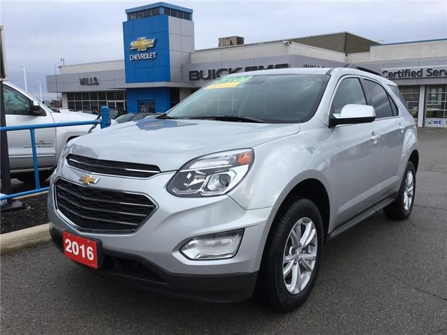 2016 Chevrolet Equinox 1LT (Stk: K362A) in Grimsby - Image 1 of 15