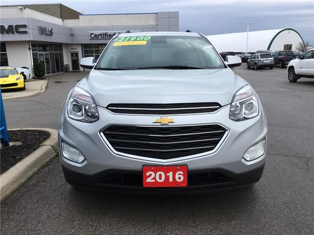 2016 Chevrolet Equinox 1LT (Stk: K362A) in Grimsby - Image 2 of 15