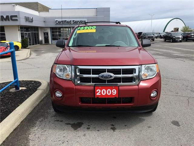 2009 Ford Escape XLT Automatic (Stk: 166403A) in Grimsby - Image 2 of 14