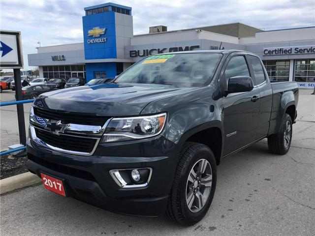 2017 Chevrolet Colorado LT (Stk: J643A) in Grimsby - Image 1 of 15