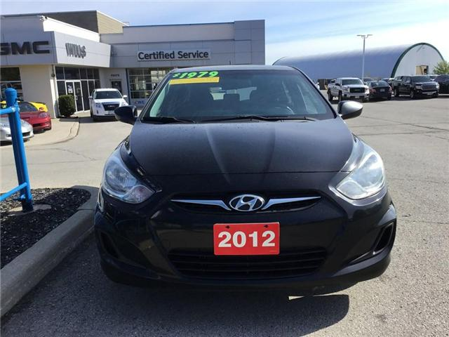 2012 Hyundai Accent  (Stk: K213A) in Grimsby - Image 2 of 14
