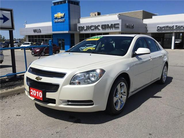 2010 Chevrolet Malibu LT Platinum Edition (Stk: K383A) in Grimsby - Image 1 of 15