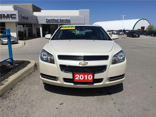 2010 Chevrolet Malibu LT Platinum Edition (Stk: K383A) in Grimsby - Image 2 of 15