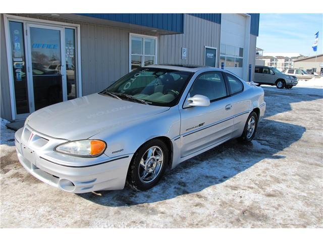 2002 Pontiac Grand Am GT (Stk: P8996) in Headingley - Image 1 of 11