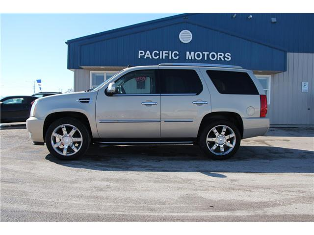 2008 Cadillac Escalade Base (Stk: P8742) in Headingley - Image 1 of 29