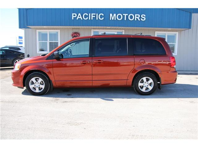 2012 Dodge Grand Caravan SE/SXT (Stk: P9051) in Headingley - Image 1 of 27