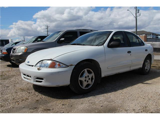 2001 Chevrolet Cavalier  (Stk: P8981) in Headingley - Image 1 of 3