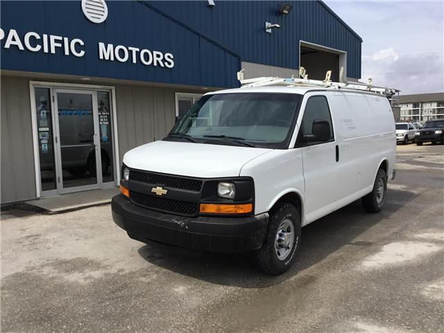 2013 Chevrolet Express 2500 Standard (Stk: P9095) in Headingley - Image 1 of 9