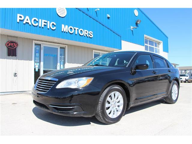 2014 Chrysler 200 LX (Stk: P9096) in Headingley - Image 1 of 21