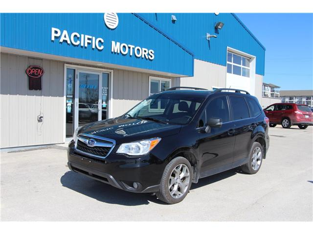 2015 Subaru Forester  (Stk: P9092) in Headingley - Image 1 of 1