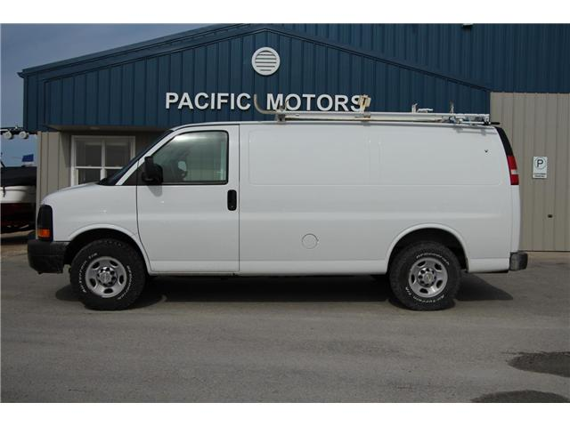 2013 Chevrolet Express 2500 Standard (Stk: P9093) in Headingley - Image 1 of 18