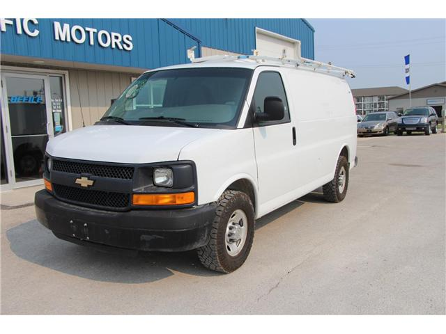 2012 Chevrolet Express 3500 Standard (Stk: P9094) in Headingley - Image 1 of 4