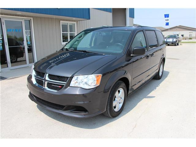 2012 Dodge Grand Caravan SE/SXT (Stk: P9113) in Headingley - Image 1 of 18