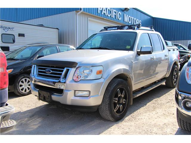 2007 Ford Explorer Sport Trac Limited (Stk: P9116) in Headingley - Image 1 of 1