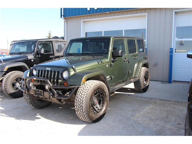 2008 Jeep Wrangler Unlimited Sahara (Stk: P9120) in Headingley - Image 1 of 1