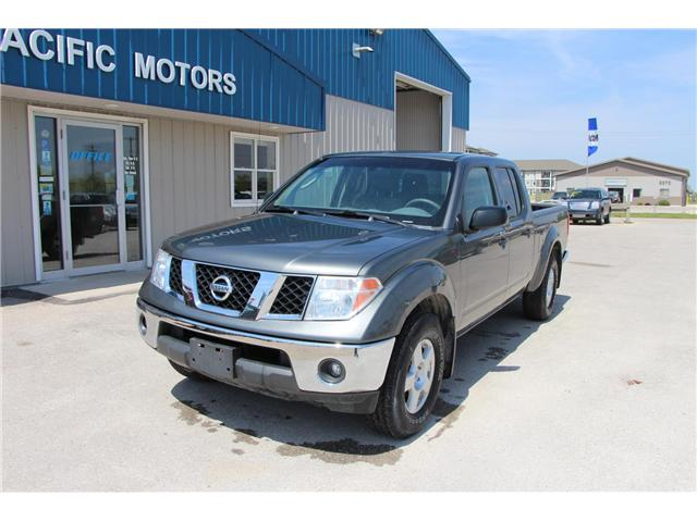2007 Nissan Frontier  (Stk: P9124) in Headingley - Image 1 of 19