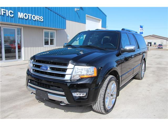 2016 Ford Expedition Max Platinum (Stk: P9054) in Headingley - Image 1 of 35