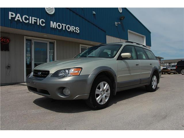 2005 Subaru Outback Limited (Stk: P9132) in Headingley - Image 1 of 19