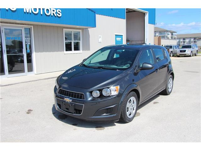 2016 Chevrolet Sonic LS Auto (Stk: P9133) in Headingley - Image 1 of 16