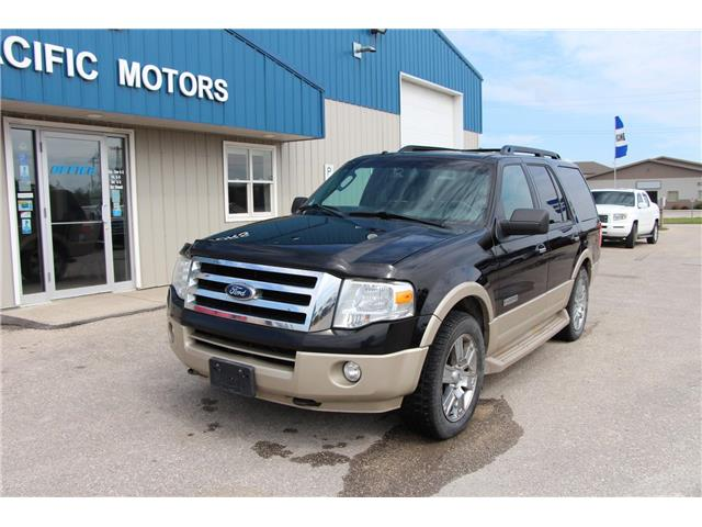 2007 Ford Expedition Eddie Bauer (Stk: P9168) in Headingley - Image 1 of 8