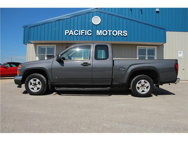 2008 GMC Canyon SL (Stk: P9131) in Headingley - Image 1 of 12