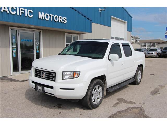 2006 Honda Ridgeline EX-L (Stk: P9176) in Headingley - Image 1 of 10