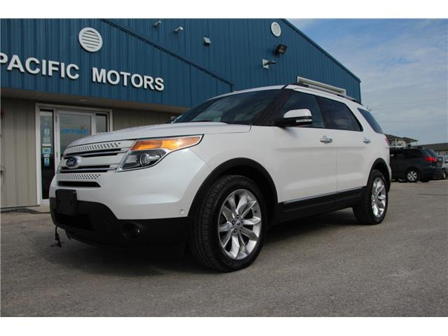 2012 Ford Explorer Limited (Stk: P9147) in Headingley - Image 1 of 30