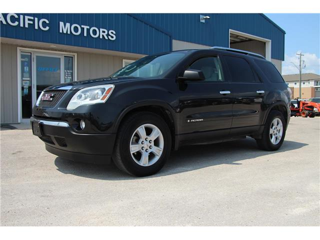 2008 GMC Acadia SLE 1GKER13728J234032 P9175 in Headingley
