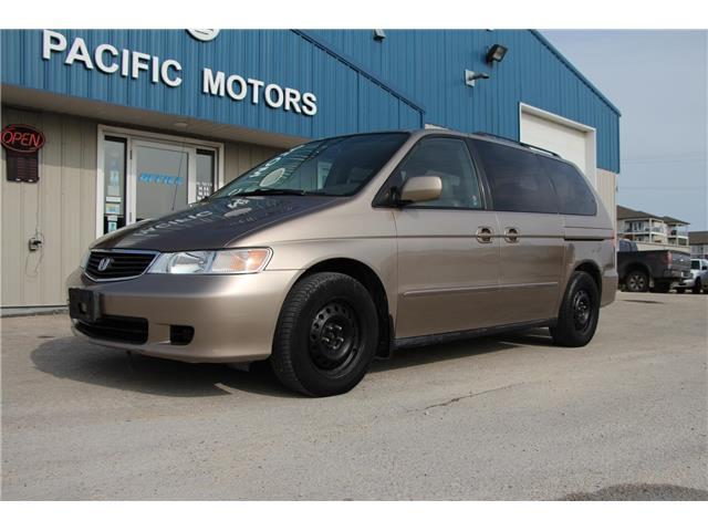 2004 Honda Odyssey EX-L (Stk: P8706) in Headingley - Image 1 of 20