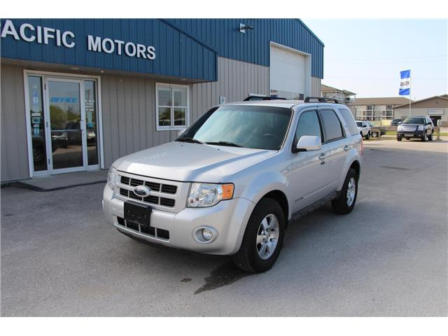 2008 Ford Escape Limited (Stk: P9088) in Headingley - Image 1 of 21