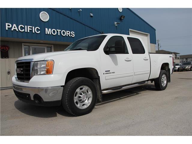 2009 GMC Sierra 2500HD  (Stk: P9104) in Headingley - Image 1 of 18