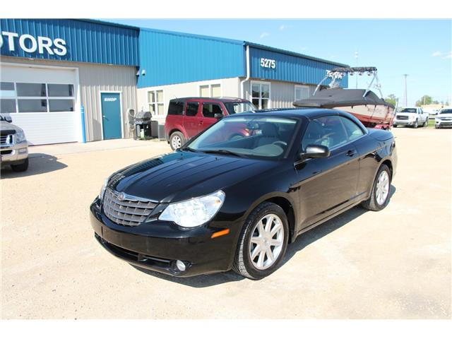 2008 Chrysler Sebring Touring (Stk: P9128) in Headingley - Image 1 of 18