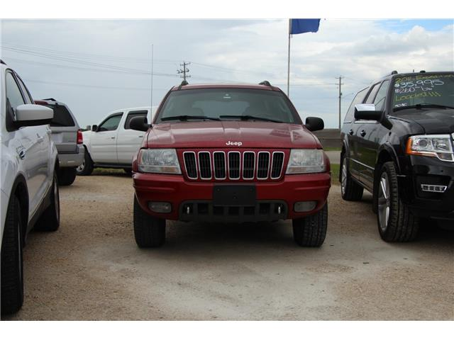 2002 Jeep Grand Cherokee Overland (Stk: P9179) in Headingley - Image 1 of 2