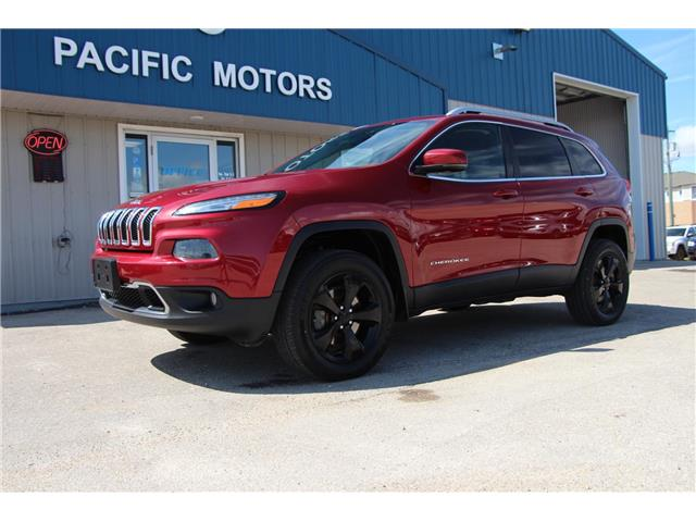 2014 Jeep Cherokee Limited (Stk: P9121) in Headingley - Image 1 of 27