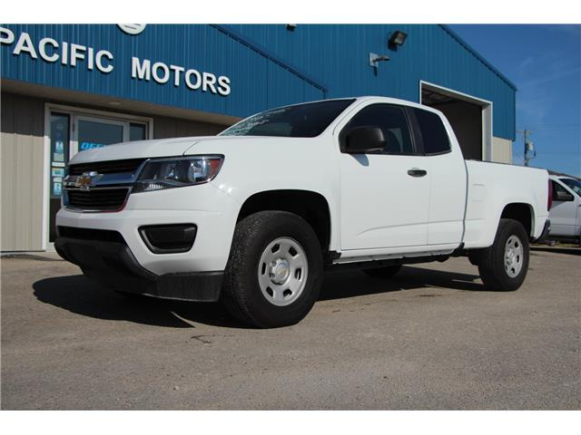 2017 Chevrolet Colorado WT (Stk: P9115) in Headingley - Image 1 of 16