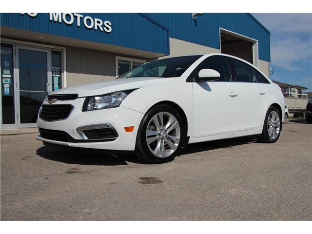 2015 Chevrolet Cruze  (Stk: P9182) in Headingley - Image 1 of 23