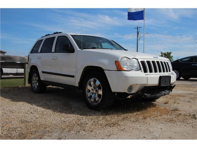 2008 Jeep Grand Cherokee Laredo (Stk: P9170) in Headingley - Image 1 of 2